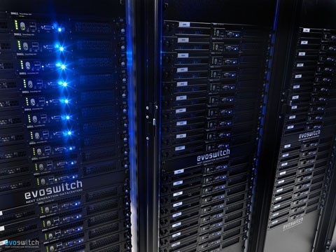 Stand standard servers